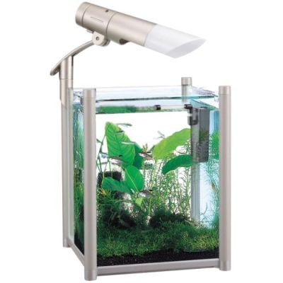 Complete Compacte Design Aquarium Sets