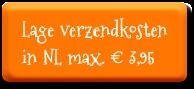 Lage verzendkosten in Nederland