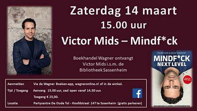 UITVERKOCHT! Victor Mids - Mindf*ck