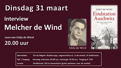 Interview Melcher de Wind