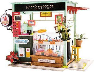 Ice cream station