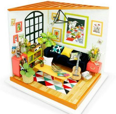 Locus's sitting room