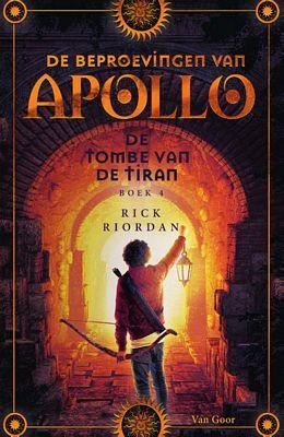 Rick Riordan - De tombe van de tiran