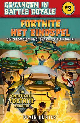 Devin Hunter - Fortnite - Het eindspel