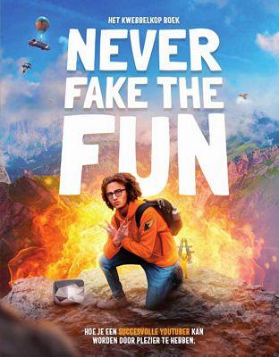 Jordi van den Bussche - Never fake the fun