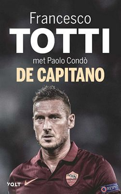 Francesco Totti - De capitano