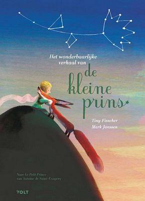 Antoine de Saint-Exupery - Het wonderbaarlijke verhaal van de kleine prins