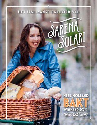 Sarena Solari - Het Italiaanse bakboek