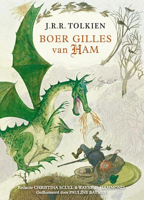 J.R.R. Tolkien - Boer Gilles van Ham