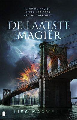 Lisa Maxwell - De laatste magiër