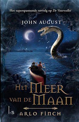 John August - Het Meer van de Maan