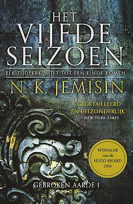 N.K. Jemisin - Het Vijfde Seizoen