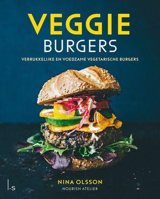 Nina Olsson - Veggie Burgers