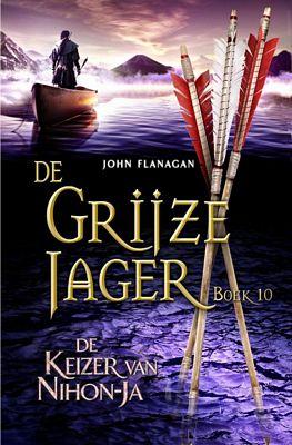 John Flanagan - De grijze jager 10: Keizer van Nihon-Ja