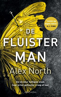 Alex North - De fluisterman