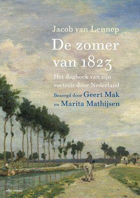 Jacob van Lennep - De zomer van 1823