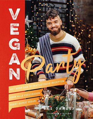 Gaz Oakley - Vegan party