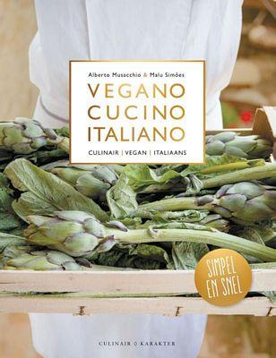 Alberto Musacchio - Vegano cucino italiano