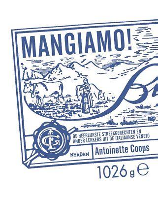 Antoinette Coops - Mangiamo!