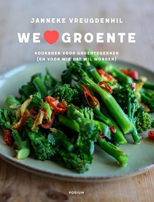 Janneke Vreugdenhil - We love groente
