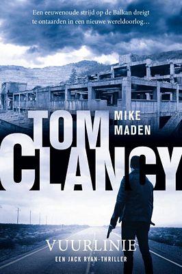 Mike Maden (Tom Clancy) - Vuurlinie