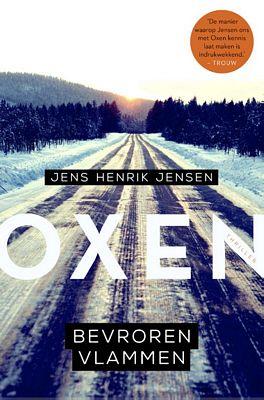 Jens Henrik Jensen - Bevroren vlammen