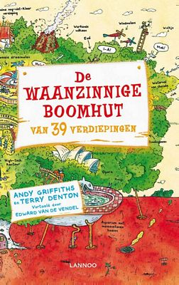 Andy Griffits & Terry Denton - De waanzinnige boomhut 3