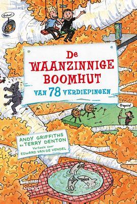 Andy Griffits & Terry Denton - De waanzinnige boomhut 6