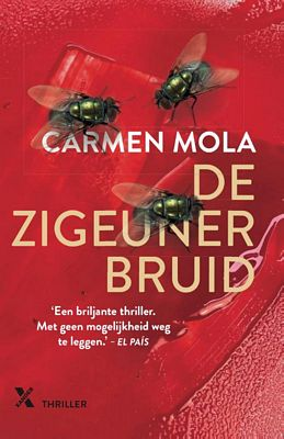 Carmen Mola - De zigeunerbruid