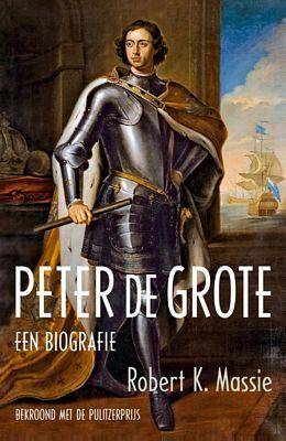 Robert K. Massie - Peter de Grote