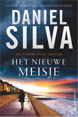 Daniel Silva - Het nieuwe meisje