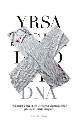 Yrsa Sigurdardottir - DNA