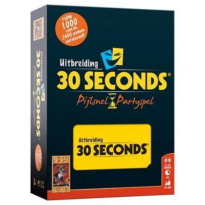 30 seconds - Uitbreiding
