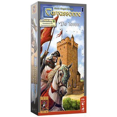 Carcassonne - De toren
