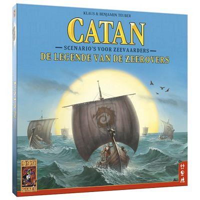 Catan - De legende van de zeerovers