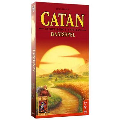 Catan - 5/6 spelers