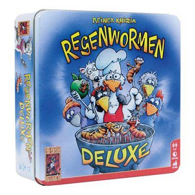 Regenwormen - Deluxe Tin