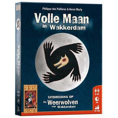 De Weerwolven van Wakkerdam - Volle maan