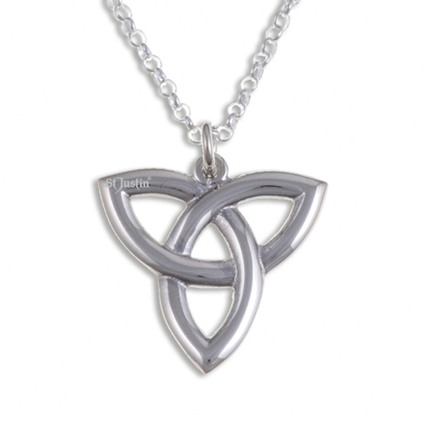 Ketting 3 Loop Love Knot