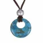Edelsteen Amulet Turkoois groot