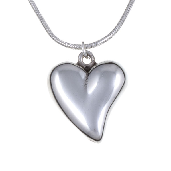 Ketting Solid Heart
