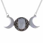 Ketting Triple Moon