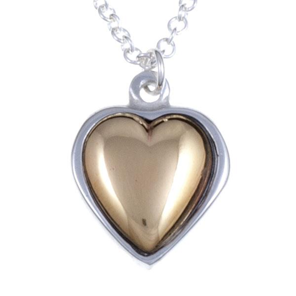Ketting Copper Heart