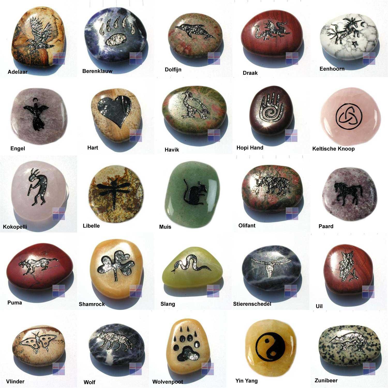 Talisman stenen