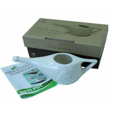 Neti Pot in giftbox