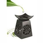 Olieverdamper zeepsteen Lotus
