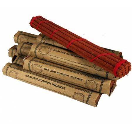 Wierook Tibetaans Healing Kundun - set van drie pakjes