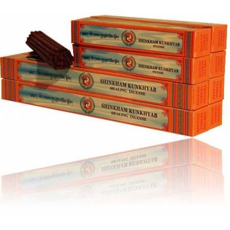 Wierook Tibetaans Shingkham Kun Khyab Healing Herbal - Large