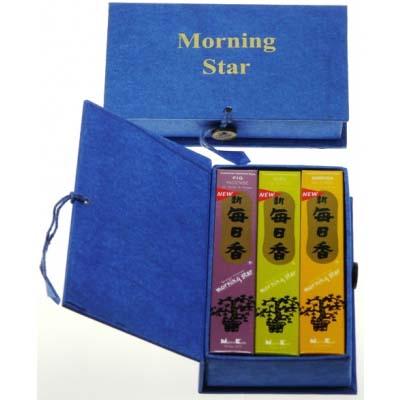 Wierook Morning Star Giftbox Mimosa, Yuzu en Vijg