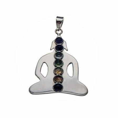Chakra Hanger Meditatie